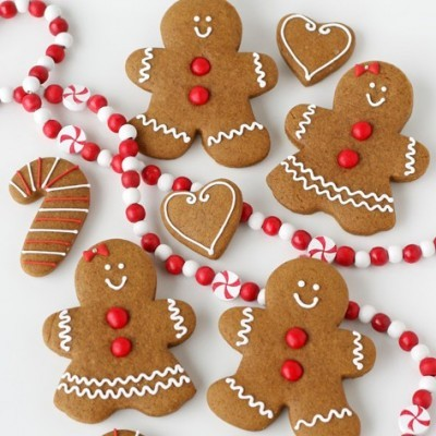 Cortador de bolachas gingerbread