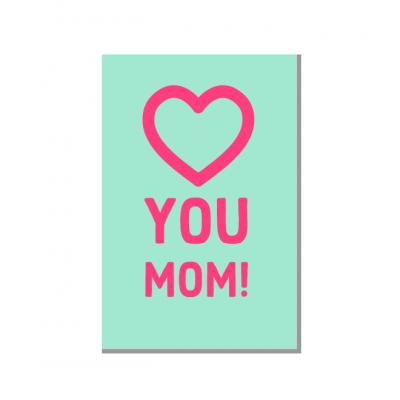 Postal Love you mom