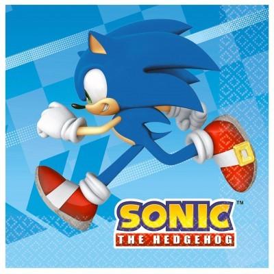 Guardanapos Sonic