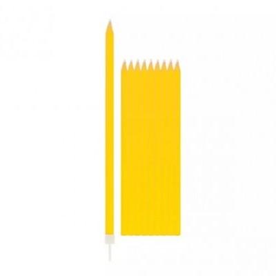 Velas alta Amarela