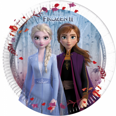 Prato Frozen II 20cm