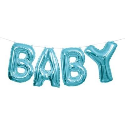 Grinalda Baby azul