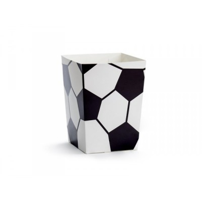 6 Caixas pipoca futebol