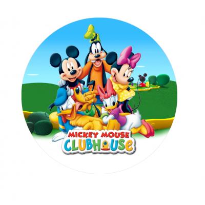 Impressão Mickey e amigos