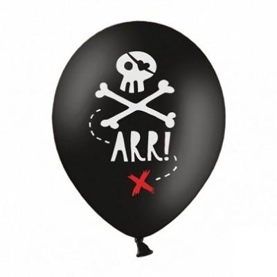 Balão impresso pirata