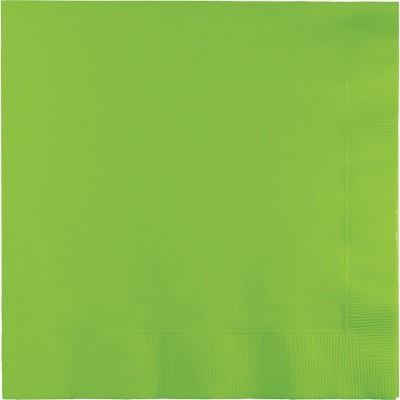 20 Guardanapos verde lima