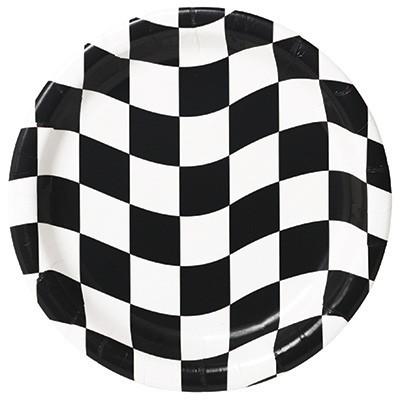 8 Pratos padrão race