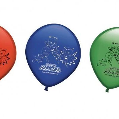 Balões Pj masks