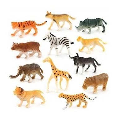 Brindes animais da selva