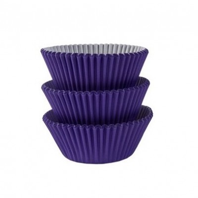 Forma Cupcake Roxo 75und
