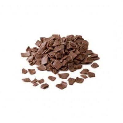 Escama de chocolate de leite 250g