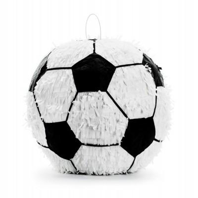Pinhata artesanal bola futebol