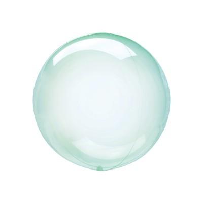 Balão CRYSTAL CLEARZ pequeno Verde