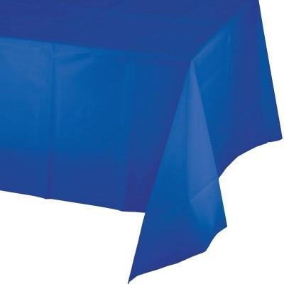 Toalha azul escuro