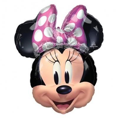 Balão Cabeça de Minnie