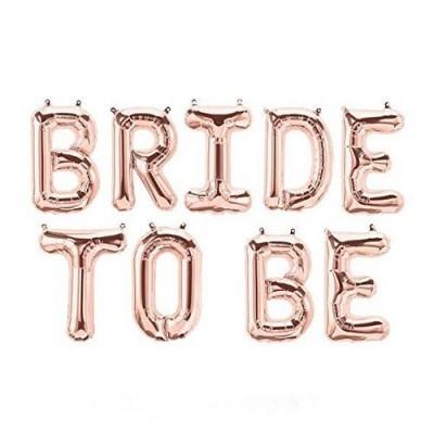 Kit balões bride to be