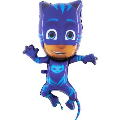 Balão foil PJ Masks Cat boy