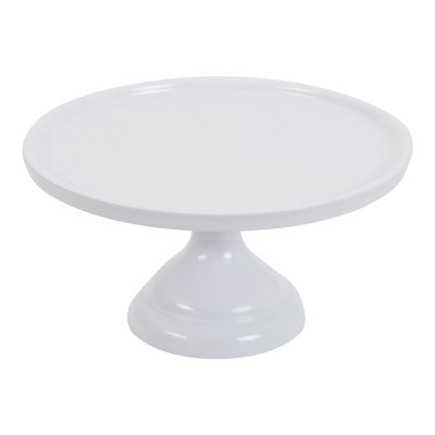 Stand para bolos - melamina branco (peq)