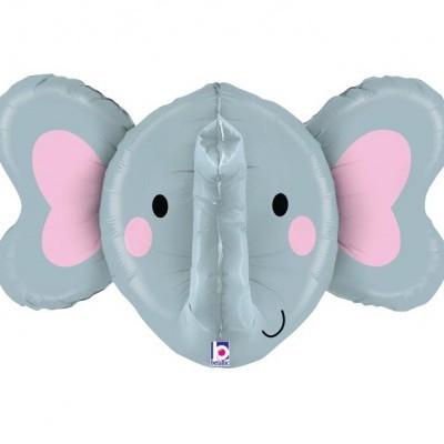 Balão Elefante 86cm