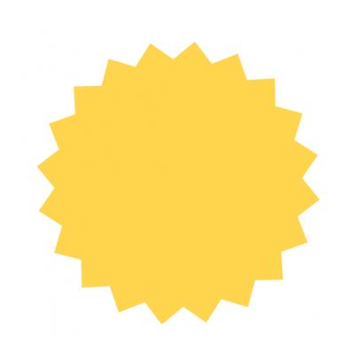 Pasta de Açúcar Loveesensation Amarelo