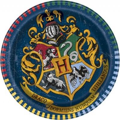 8 Pratos Harry potter
