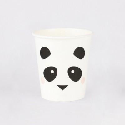 8 Copos Panda