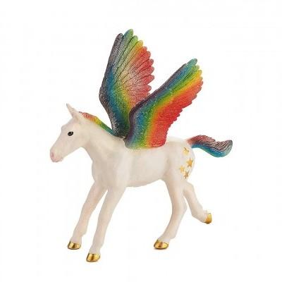 Unicórnio Pegasus rainbow baby- L