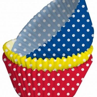 formas cupcake bolas