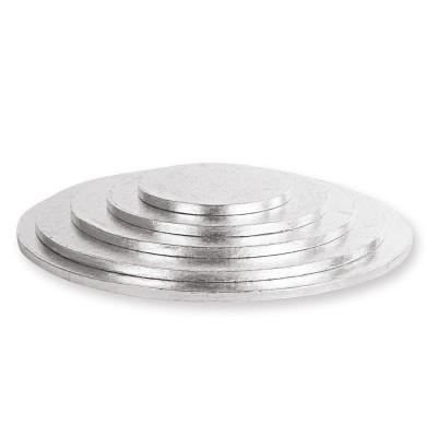 Base redonda - Prata - 30.5cm
