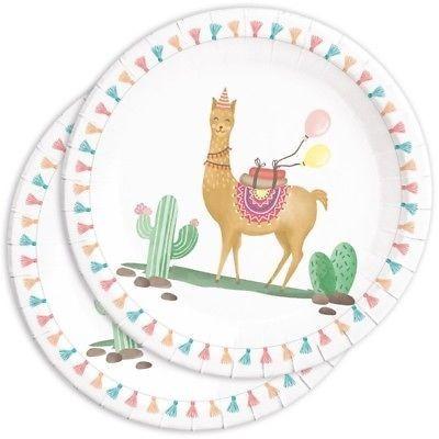 8 pratos Lamas