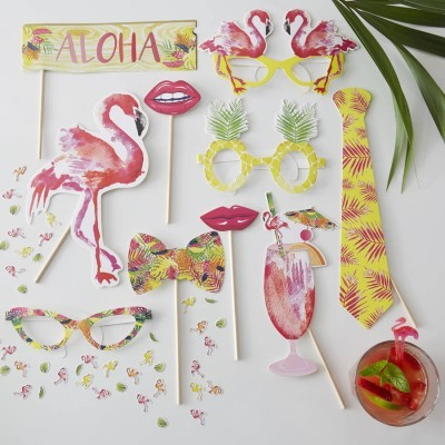 "Kit Photobooth ""Aloha"""