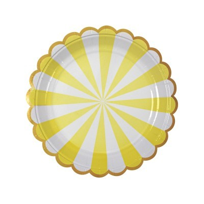Pratos yellow S