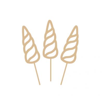10 Topos Cupcake unicórnio