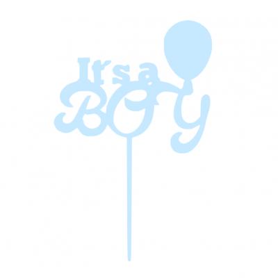 Topo de bolo It´s a boy