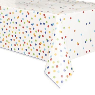 Toalha de mesa bolas coloridas