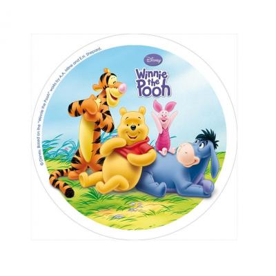 Impressão Winnie the pooh
