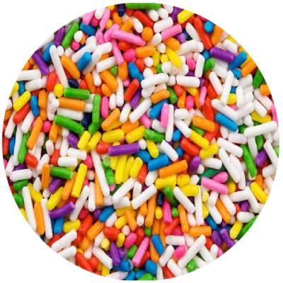 Granulados de cor