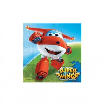 Guardanapos superwings