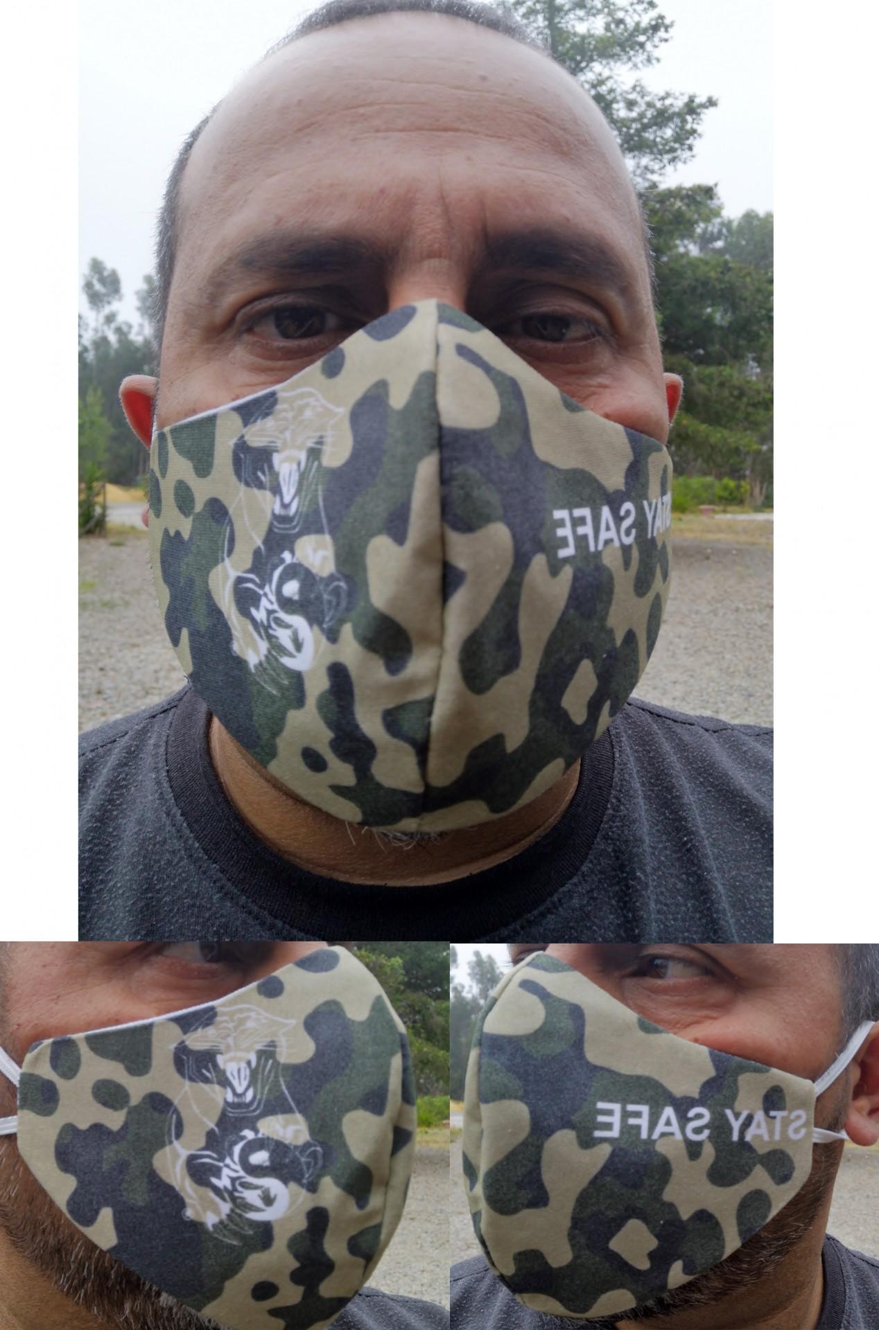 Mascaras de proteção simples ACDS Military