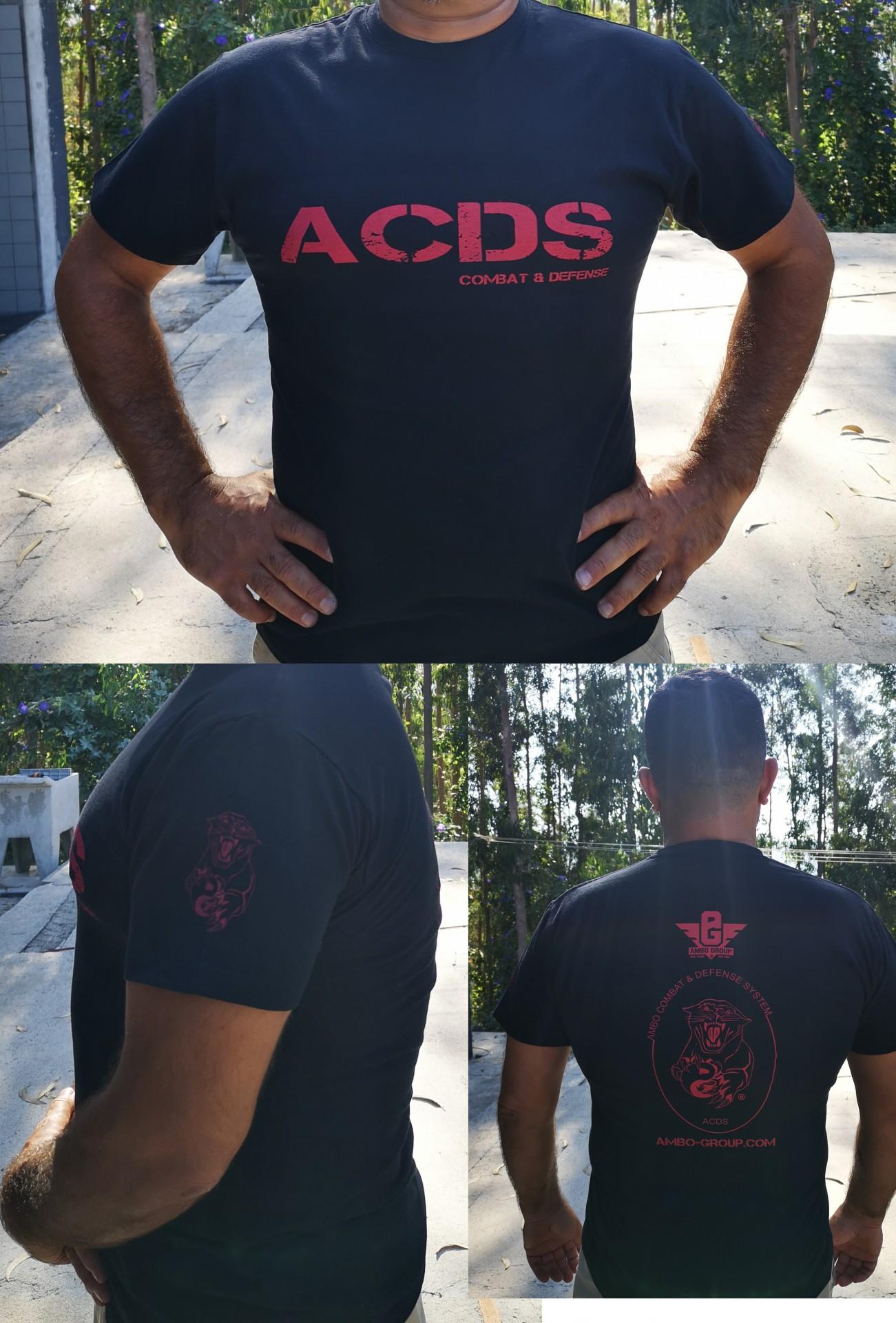 T-Shirt ACDS Ambo Combat
