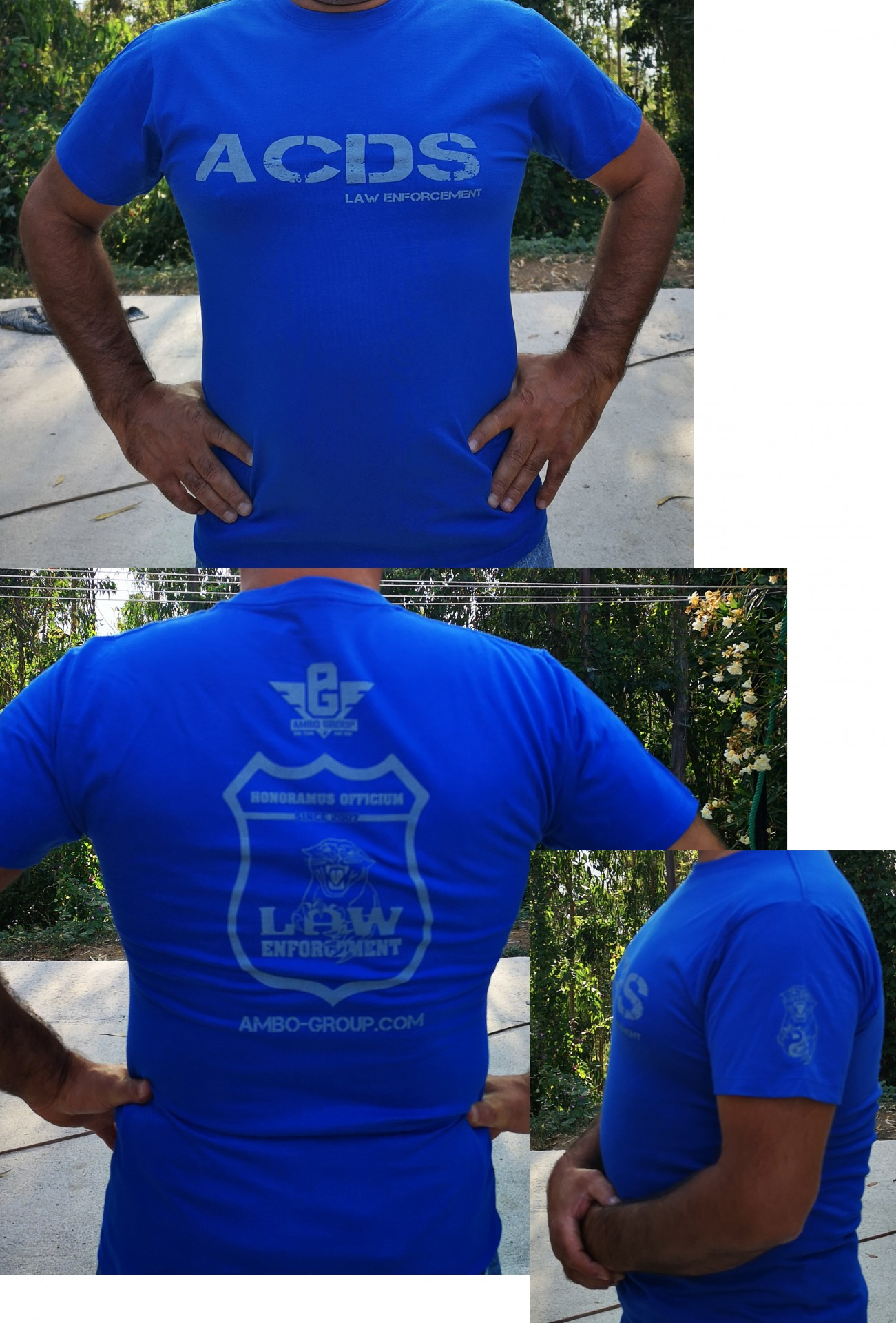T-Shirt ACDS (LAW ENFORCEMENT)