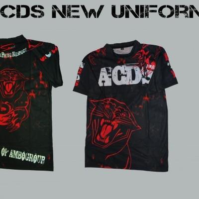 T-shirt ACDS  2015