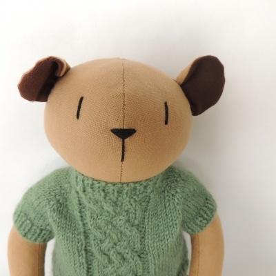 Urso de pano
