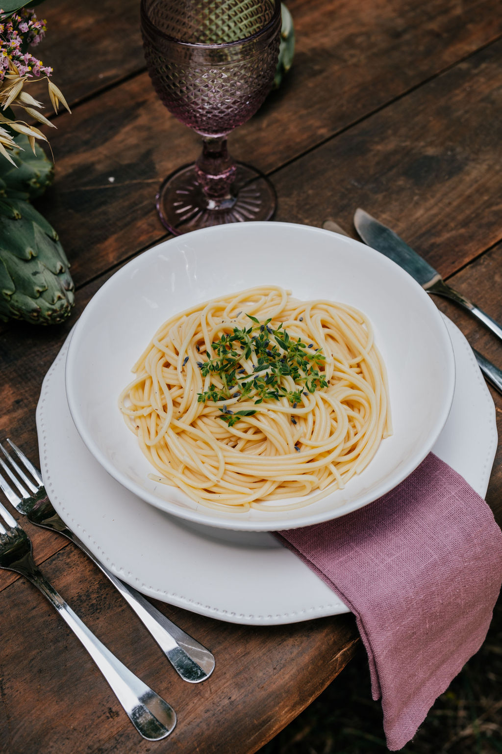 Prato Pasta - Classic White