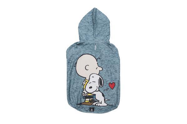 Hoodie Charlie Brown Hug Jade Oficial Snoopy