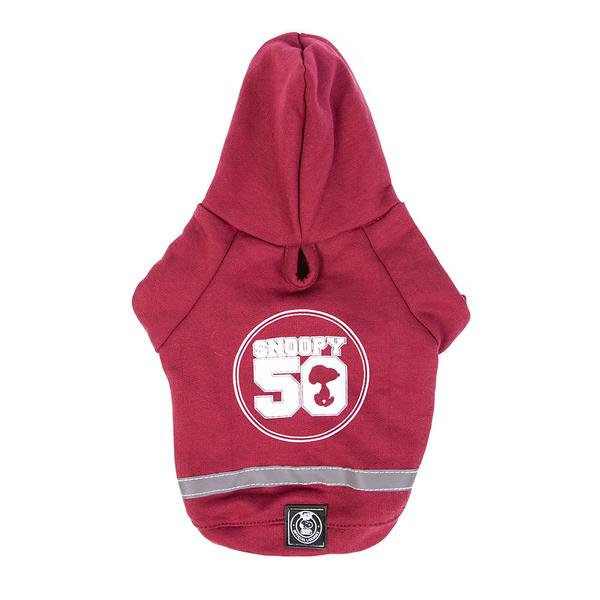 Hoodie 50 Red Oficial Snoopy