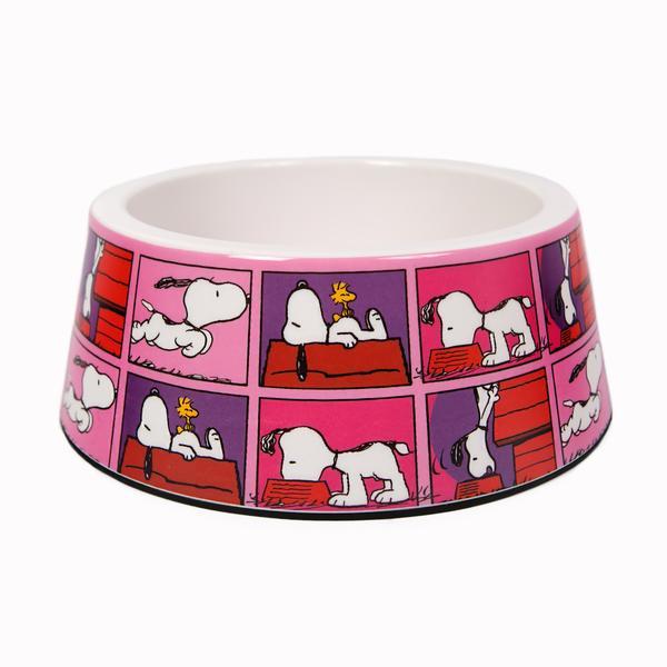 Taça em Melamina Film Pink Oficial Snoopy