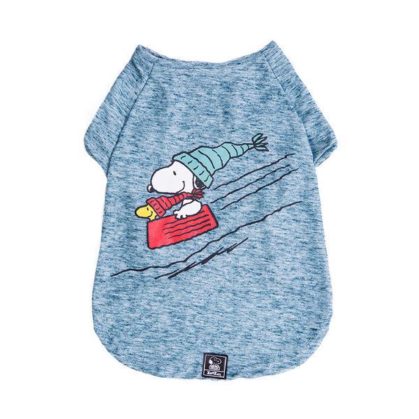 Sweatshirt Wood Bowl Slide Jade Oficial Snoopy