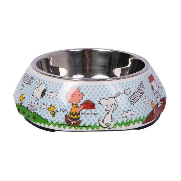 Taça em Melamina e Inox Charlie Brown Oficial Snoopy
