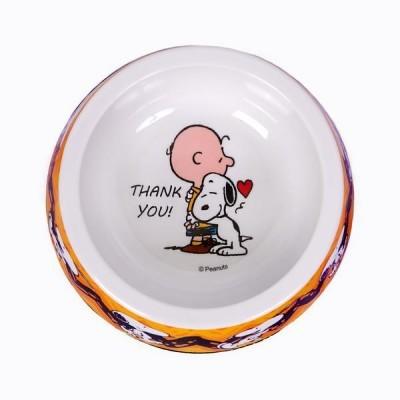 Taça em Melamina Charlie Brown Yellow Oficial Snoopy
